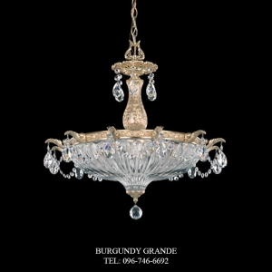 Milano 5653, Luxury Chandelier from Schonbek