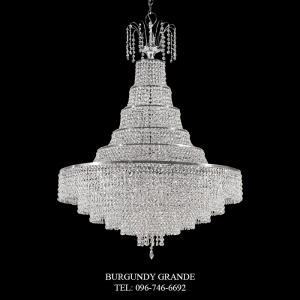 L 11109/18, Luxury Chandelier from Italy