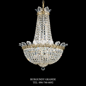 RomanEmpire 3714, Luxury Modern Classic Crystal Chandelier from America