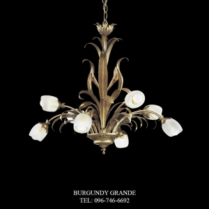 L 13571/8, Luxury Chandelier from Italy
