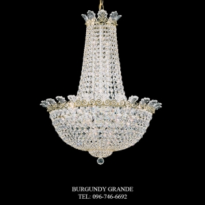 RomanEmpire 3716, Luxury Modern Classic Crystal Chandelier from America