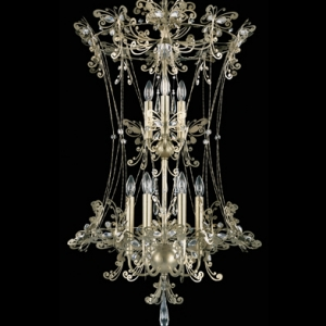 Petite Laurelie PL6549, Luxury Chandelier from Schonbek