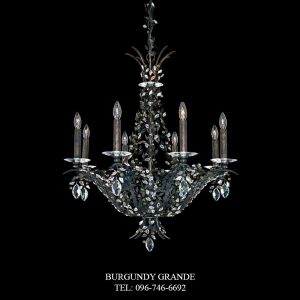 Amytis AM5408, Luxury Crystal Chandelier from Schonbek, America