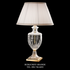 LSG 14413/1, Luxury Table Lamp from Italy
