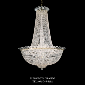RomanEmpire 3724, Luxury Classic Crystal Chandelier from America
