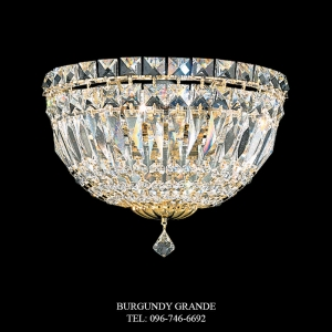 Petit Crystal Deluxe 6600, Luxury Wall Lamp from Schonbek