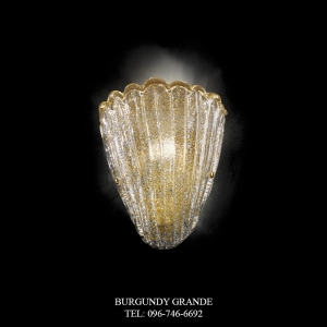A 13823/1, Luxury Wall Lamp from Italy