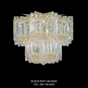 Equinoxe 2731, Luxury Ceiling Lamp from Schonbek