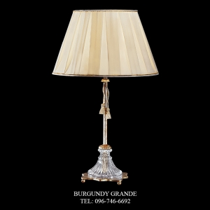 LSG 13715/1, Luxury Table Lamp from Italy