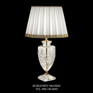 LSG 14346/1, Luxury Table Lamp from Italy