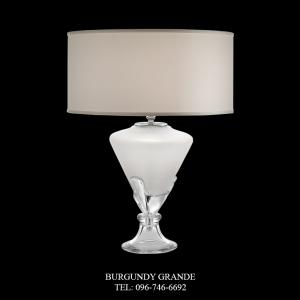 8104/LG, Luxury Modern Table Lamp from Italy