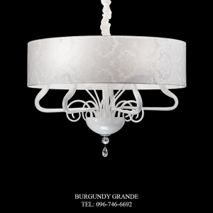 L 14457/5 CP B, Luxury Chandelier from Italy