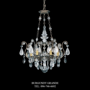 Renaissance Rock Crystal 3586, Luxury Chandelier from Schonbek