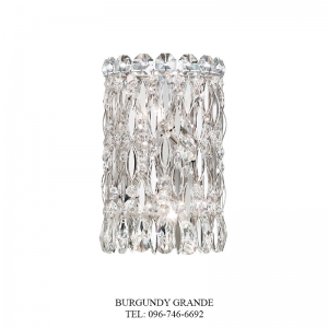 Sarella RS8333, Luxury CrystalWall Lamp from America
