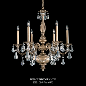 Alea AL6516, Luxury Chandelier from Schonbek, America