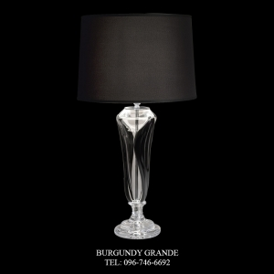 8109/LG, Luxury Modern Table Lamp from Italy
