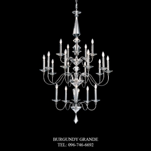Jasmine 9690, Luxury Chandelier from Schonbek