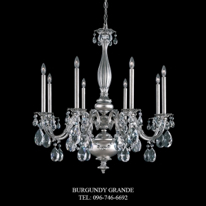 Alea AL6518, Luxury Chandelier from Schonbek, America