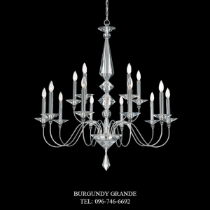 Jasmine 9685, Luxury Chandelier from Schonbek