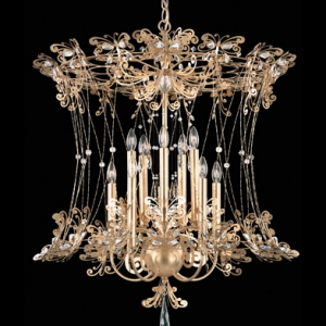 Petite Laurelie PL6552, Luxury Chandelier from Schonbek