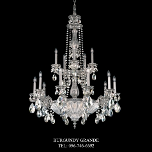 Milano 5694, Luxury Chandelier from Schonbek