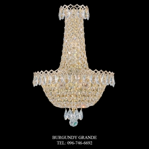 Camelot 2612, Luxury Wall Lamp from Schonbek