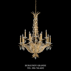 Amytis AM5415, Luxury Crystal Chandelier from Schonbek, America