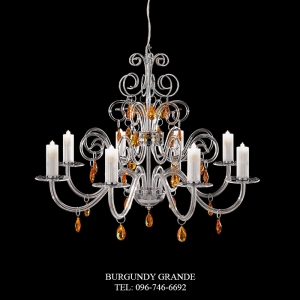 465/8, Luxury Classic Chandelier from Italy