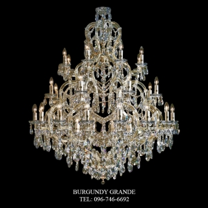 C-603/41, Luxury Crystal Chandelier from Spain