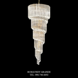 L 14374/150, Luxury Chandelier from Italy