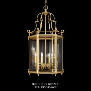LN 13156/6 G, Luxury Classic Hanging Lantern from Italy