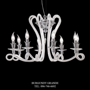 L 14305/8, Luxury Chandelier from Italy