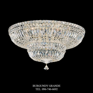 Petit Crystal Deluxe 5895, Luxury Ceiling Lamp from Schonbek