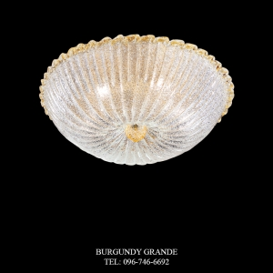 PL 13825/5 D50, Luxury Ceiling Lamp from Italy