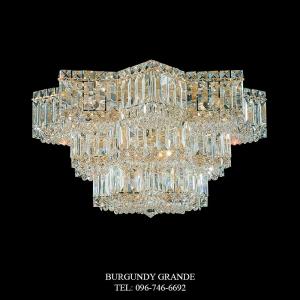 Equinoxe 2733, Luxury Ceiling Lamp from Schonbek