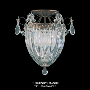 Bagatelle 1242, Luxury Classic Ceiling Lampfrom Schonbek, America