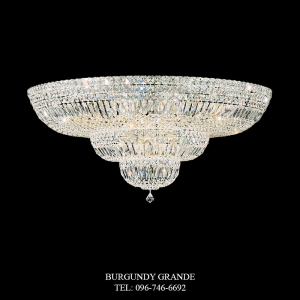 Petit Crystal Deluxe 5896, Luxury Ceiling Lamp from Schonbek