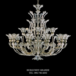 Rivendell 7864, Luxury Chandelier from Schonbek