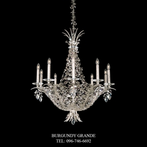Amytis AM5410, Luxury Classic Crystal Chandelier from Schonbek, America
