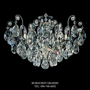 Renaissance, Luxury Ceiling Lamp from Schonbek