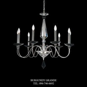 Jasmine 9679, Luxury Chandelier from Schonbek
