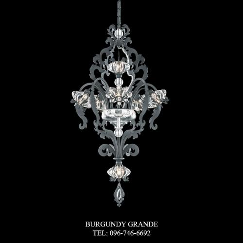 Brocade BR3855, Luxury Chandelier from Schonbek