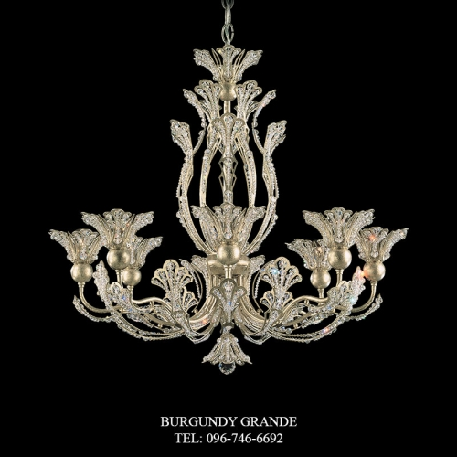 Rivendell 7863, Luxury Chandelier from Schonbek