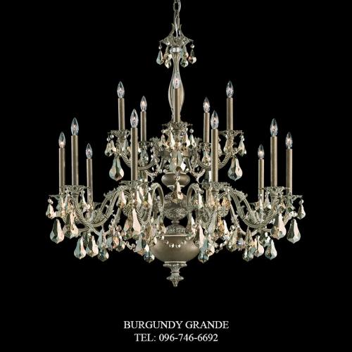 Alea AL6525, Luxury Chandelier from Schonbek, America